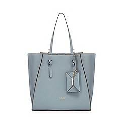 LYDC - Blue shopper bag