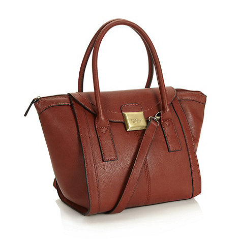 Fiorelli - Brown flapover grab bag