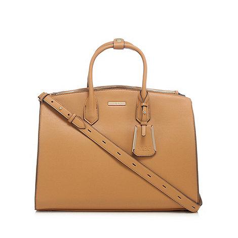 LYDC - Tan large shoulder bag