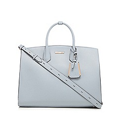 LYDC - Light blue large shoulder bag