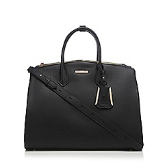 LYDC - Black large shoulder bag
