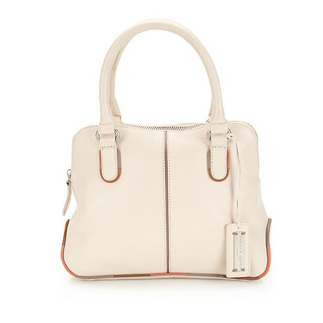 Bailey & Quinn - Cream leather +sussex+ kettle bag