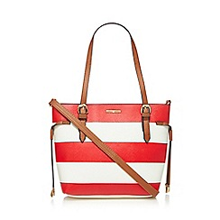 The Collection - Red wide striped grab bag