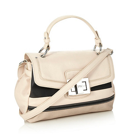 Fiorelli - Beige panel satchel bag