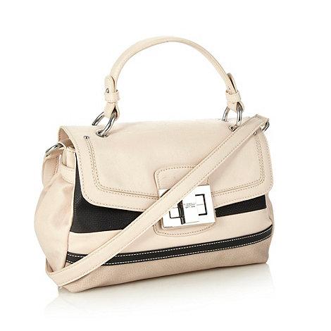 Fiorelli - Beige panel satchel bag