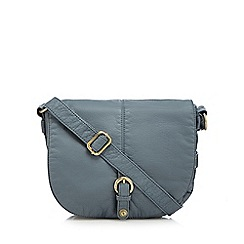 Mantaray - Light blue saddle bag