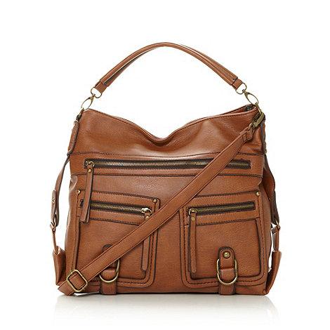 Call It Spring - Tan +Presido+ shoulder bag