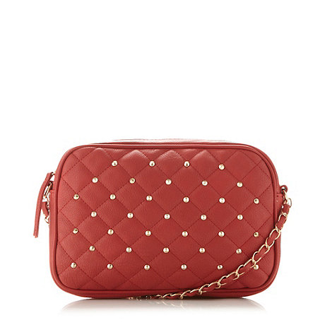 Call It Spring - Red +Malvito+ cross body bag