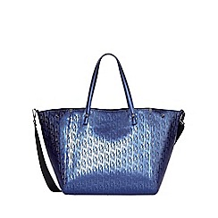 Juicy by Juicy Couture - Blue 'Arlington' soft tote bag