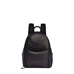 Juicy by Juicy Couture - Black 'Aspen' zippy backpack