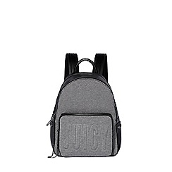 Juicy by Juicy Couture - Grey 'Aspen' zippy backpack