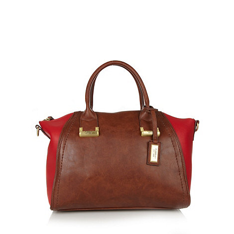 Fiorelli - Brown panel grab bag