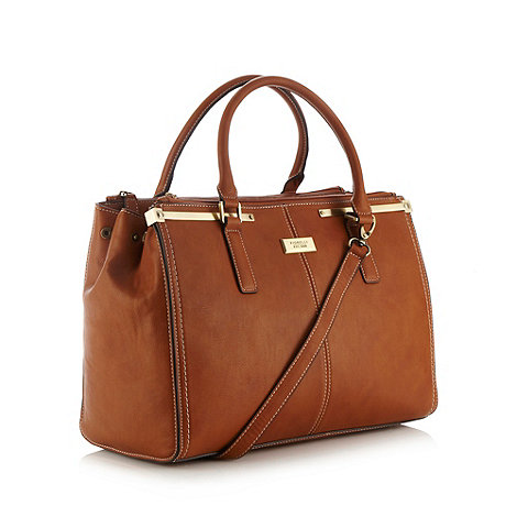Fiorelli - Tan three section grab bag