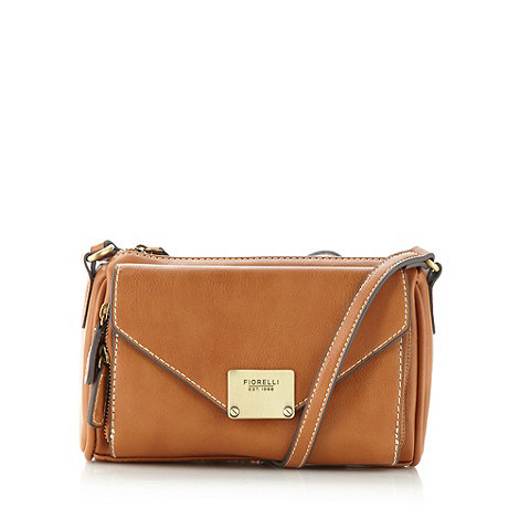 Fiorelli - Tan mini cross body bag
