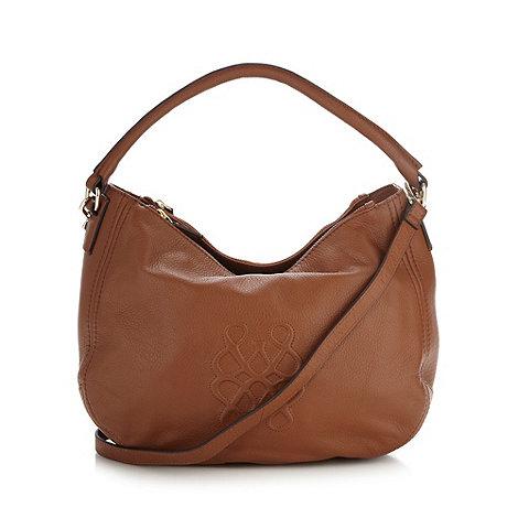 Bailey & Quinn - Tan +blenheim+ leather shoulder bag