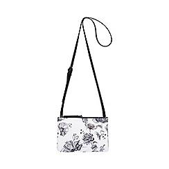 Fiorelli - Multicoloured bunton double compartment crossbody bag