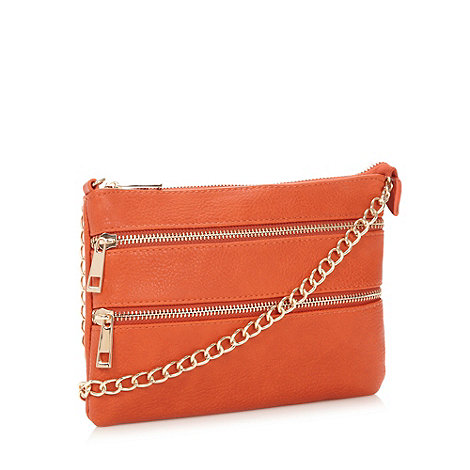Call It Spring - Orange +Riodipusteria+ cross body bag
