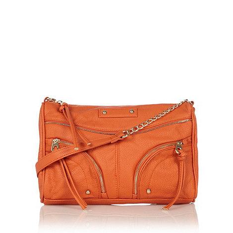 Call It Spring - Orange +Suszynski+ cross body bag