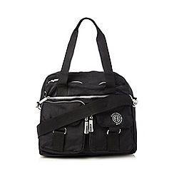 Enrico Benetti - Black ancona shoulder bag