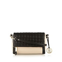 Star by Julien Macdonald - Designer cream quilted underarm shoulder bag