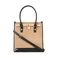 Call It Spring - Natural 'Pommelo' shopper bag