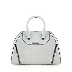 Todd Lynn/EDITION - Designer white zip trim grab bag