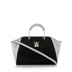 Faith - Black colour block grab bag