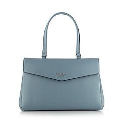 Fiorelli - Pale blue logo charm tote bag