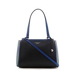 Fiorelli - Blue zip grab bag