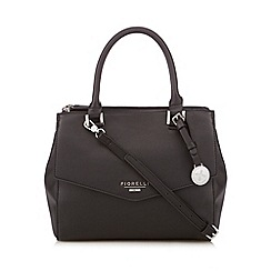 Fiorelli - Black flap over mini grab bag