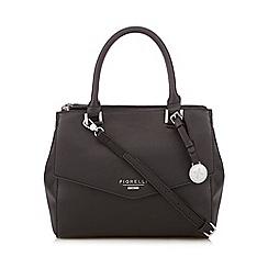 Fiorelli - Black flap over mini grab bag
