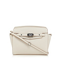Fiorelli - White buckle cross body bag