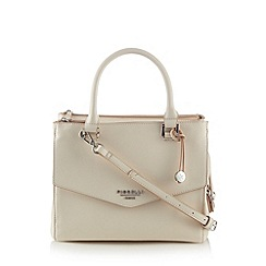 Fiorelli - White three section grab bag