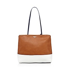 Fiorelli - Tan large tote bag