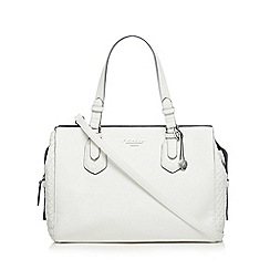 Fiorelli - White woven panel grab bag