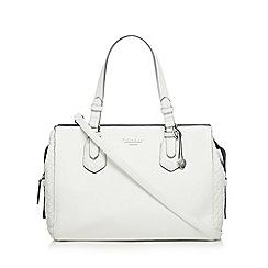 Fiorelli - White woven panel grab bag