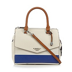 Fiorelli - Blue striped three section grab bag