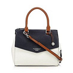 Fiorelli - Off white nautical three section grab bag