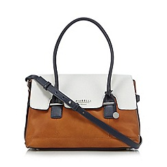 Fiorelli - Tan colour block shoulder bag