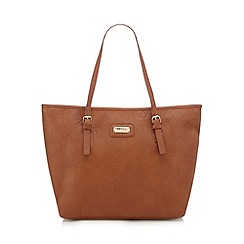 Kangol - Tan large shopper bag