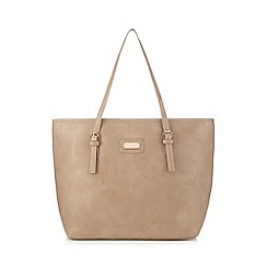 Kangol - Taupe shopper bag