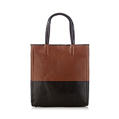Osprey London - Tan leather tote bag