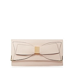 Call It Spring - Pink 'Halogue' clutch bag