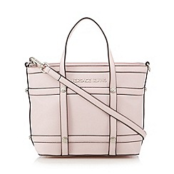 Versace Jeans - Pink grid grab bag