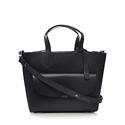 Clarks - Navy 'Tender Hook' tote bag