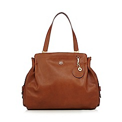 Nica - Tan 'Anna' shoulder bag