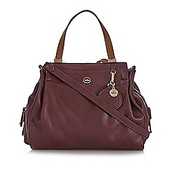 Nica - Dark red 'Ava' grab bag