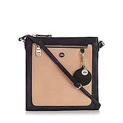 Nica - Black 'Ellie' cross body bag