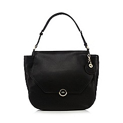 Nica - Black 'Rhea' shoulder bag
