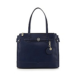 Nica - Navy 'Sybil' shoulder bag